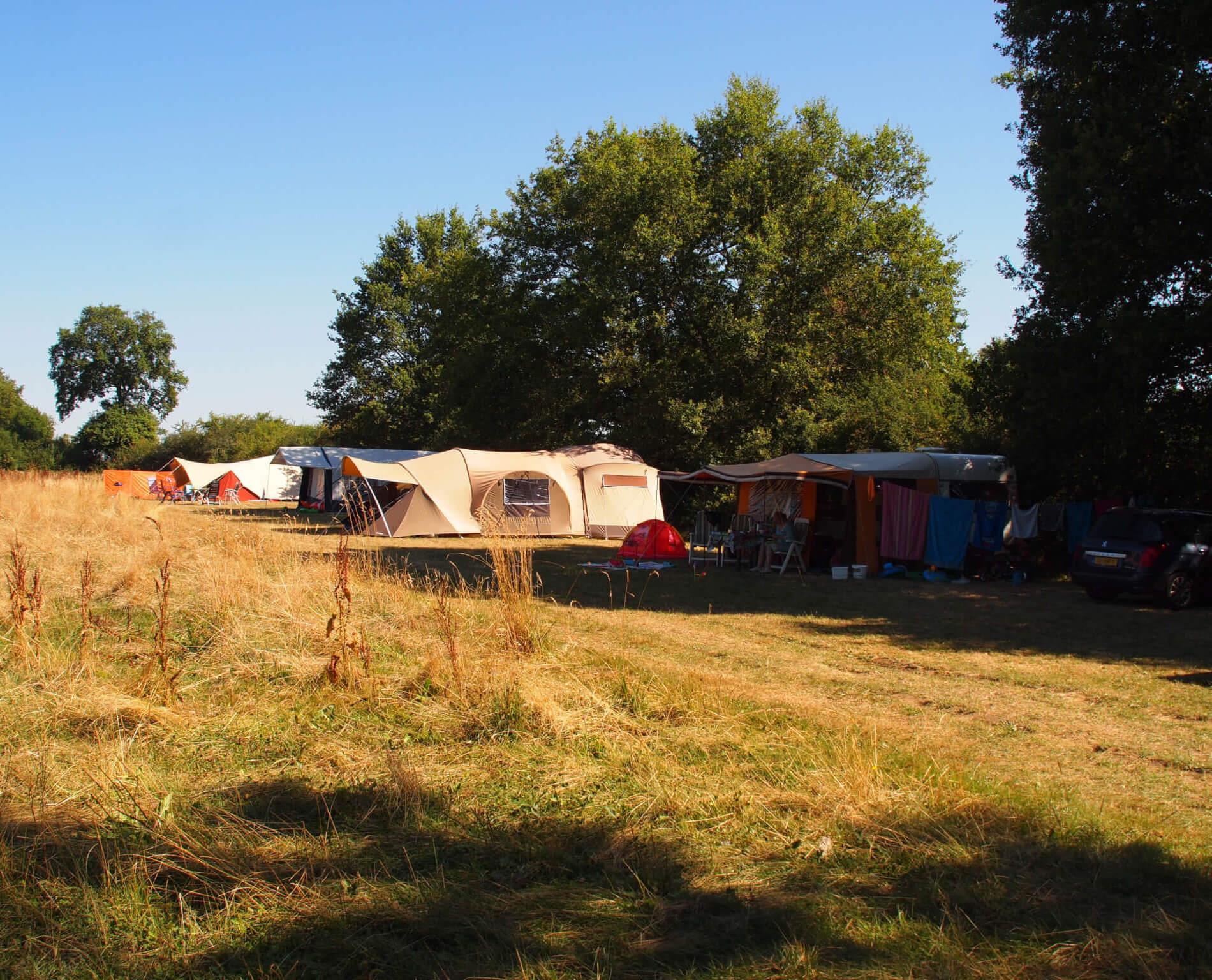 Boerderijcamping Frankrijk